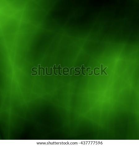Jungle green wallpaper abstract dark background - stock photo