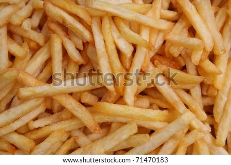 Junkfood background - stock photo
