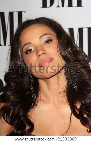 Jurnee Smollett at the BMI Pop Music Awards, Beverly Wilshire Four Seasons Hotel, Beverly Hills, CA. 05-17-11