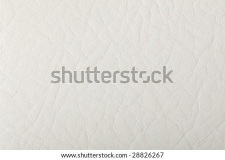 Just a Background leatherette white - stock photo