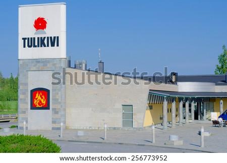Tulikivi Juuka