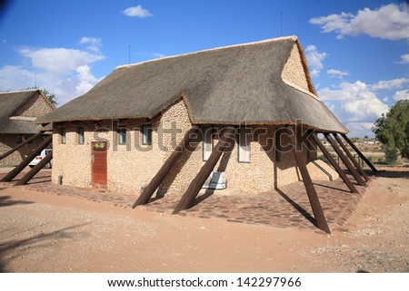kalahari desert tourist reception kalagadi safari camps among the most visited national park south africa