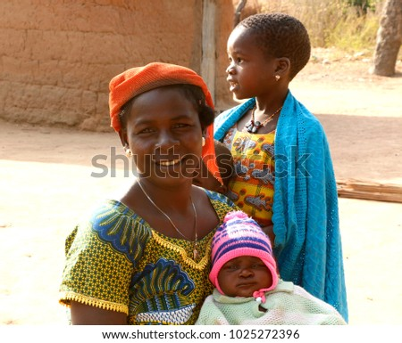 West African Woman Stock Images Royalty Free Images