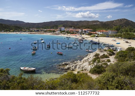 Kalamitsi, Sithonia, Greece (AdobeRGB)