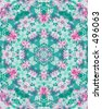 Kaleidoscope - stock photo