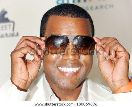 Kanye West at 2006 Cipriani Deutsche Bank Concert with Kanye West, Cipriani Restaurant Downtown Wall Street, New York, NY, June 22, 2006 - stock photo