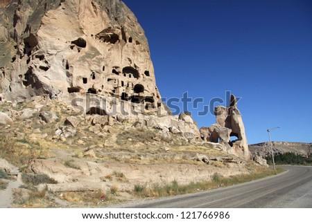 Kapadokya 02 - stock photo