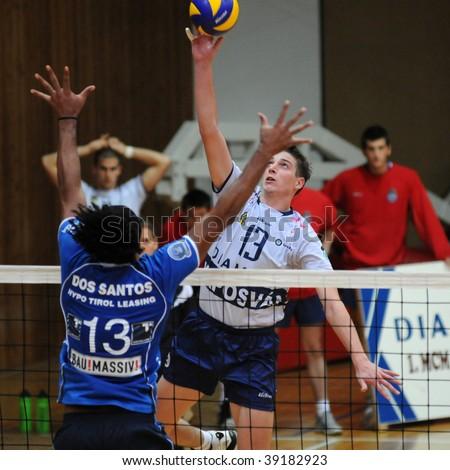 Michael Dos Santos Volleyball