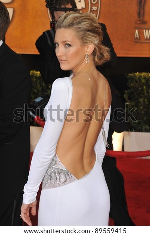 Kate Hudson at the 16th Annual Screen Actor Guild Awards at the Shrine Auditorium. January 23, 2010  Los Angeles, CA Picture: Paul Smith / Featureflash