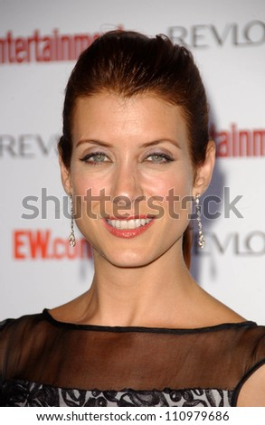 Kate Walsh  at Entertainment Weekly's 5th Annual Pre-Emmy Party. Opera and Crimson, Hollywood, CA. 09-15-07