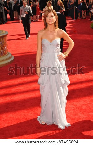 Kate Walsh at the 61st Primetime Emmy Awards at the Nokia Theatre L.A. Live. September 20, 2009  Los Angeles, CA Picture: Paul Smith / Featureflash