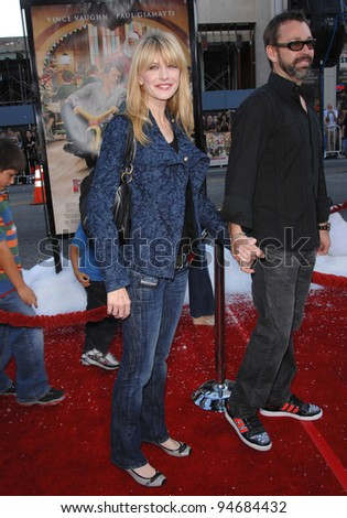 "Kathryn Morris & date at the Los Angeles premiere of ""Fred Claus"" at Grauman's Chinese Theatre, Hollywood, CA. November 3, 2007  Los Angeles, CA Picture: Paul Smith / Featureflash"
