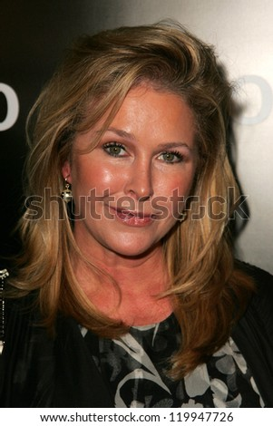 "Kathy Hilton at Hugo Boss's ""A Night on Rodeo Drive"". Hugo Boss, Beverly Hills, CA. 10-26-06"