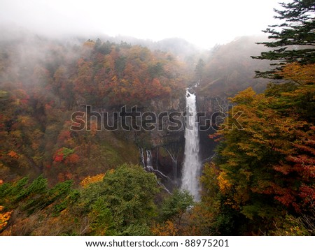 Kegon Fall, Nikko