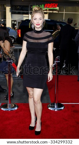 "Kelli Garner at the Los Angeles premiere of ""Going The Distance"" held at the Grauman's Chinese Theater in Hollywood, California, United States on August 23, 2010."