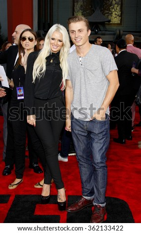 """Kenny Wormald at the Los Angeles premiere of """"Step Up Revolution"""" held at the Grauman's Chinese Theatre in Los Angeles, California, United States on July 17, 2012.  - stock photo"""