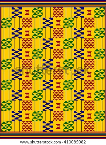 Kente Cloth Stock Images, Royalty-Free Images & Vectors | Shutterstock