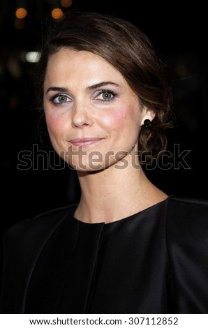 Keri Russell at the Los Angeles premiere of 'Extraordinary Measures' held at the Grauman's Chinese Theater in Hollywood, USA on January 19, 2010.