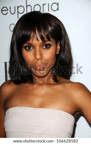 Kerry Washington  at ELLE Magazine's 15th Annual Women in Hollywood Event. Four Seasons Hotel, Beverly Hills, CA. 10-06-08