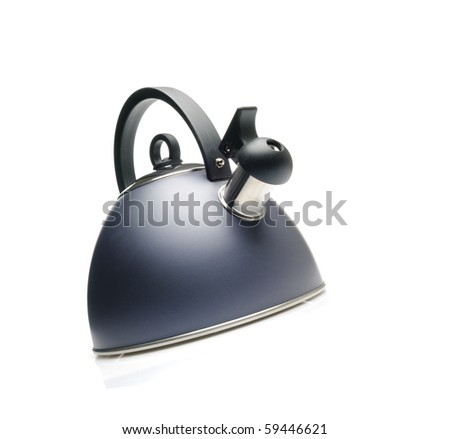 Kettle. Is - stock photo