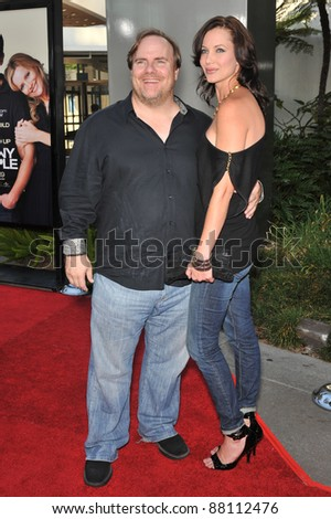 "Kevin Farley & date at the world premiere of ""Funny People"" at the Arclight Theatre, Hollywood. July 20, 2009  Los Angeles, CA Picture: Paul Smith / Featureflash"