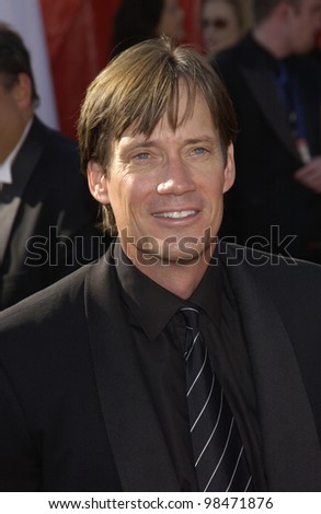 KEVIN SORBO at the 55t Annual Emmy Awards in Los Angeles. Sept 21, 2003  Paul Smith / Featureflash