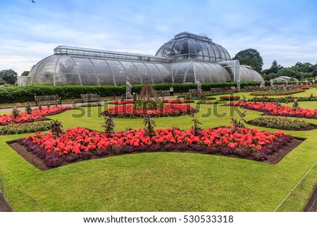 Kew Gardens Is A Botanical Garden In South West London And Houses The  Largest And