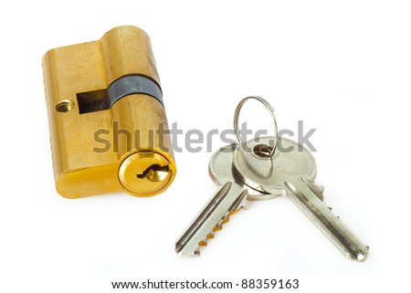 Cylinder Lock Stock Images Royalty Free Images Amp Vectors