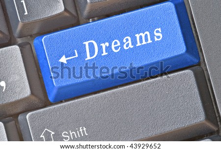 Key for dreams