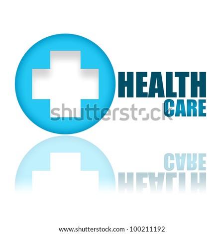 Key to health wellness concept - stock photo