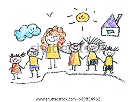 kids drawing back to school children education school kindergarten play study learn boys and - Drawing Pictures For Kindergarten