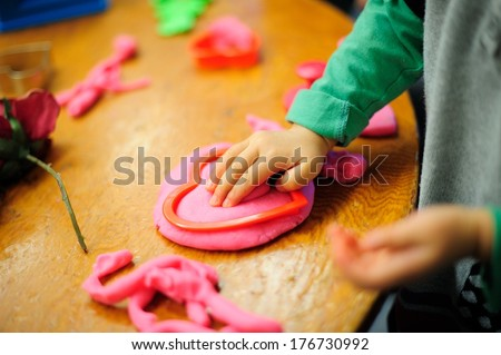 Kids life - stock photo
