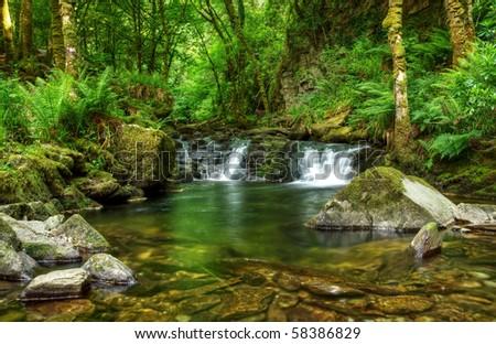 Killarney National Park - stock photo