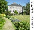 Kilmokea Gardens, County Wexford, Ireland - stock photo