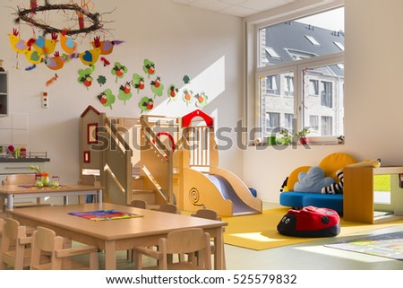 Kindergarden indoors