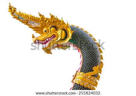 King of Nagas - stock photo