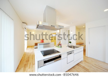 Kitchen-7 - stock photo