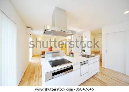 Kitchen-7 - stock photo