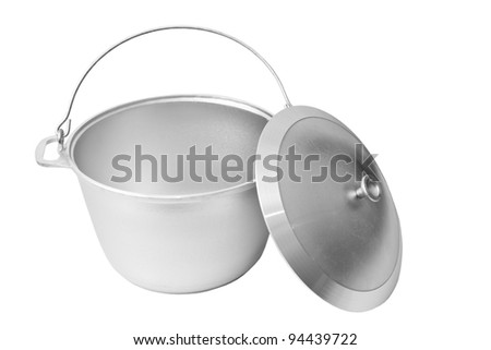 Kitchen pot for cooking