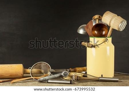 Marsan 39 s portfolio on shutterstock for Traditional kitchen equipments