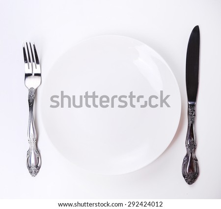 Kitchen utensil on the table