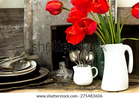 Kitchen ware. - stock photo