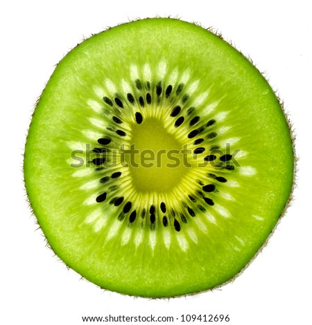 kiwi fruit - stock photo