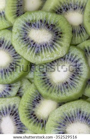Kiwi fruit - stock photo