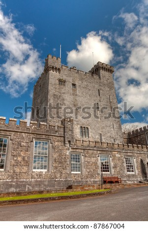 Knappogue Castle in Co. Clare - Ireland