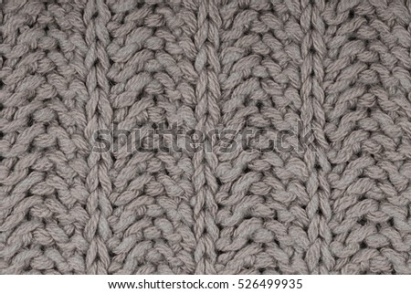Textured Knitting : Knitted fabric textured background screen saver stock photo