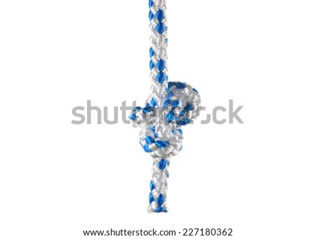 knot - stock photo