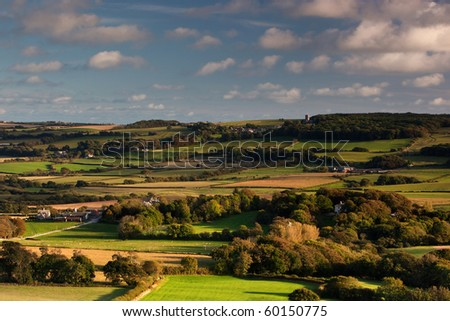Knowle Hill nr Corfe Castle, Dorset, UK