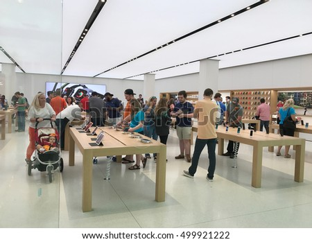 Apple store in west town mall : Dragon ball z tickets