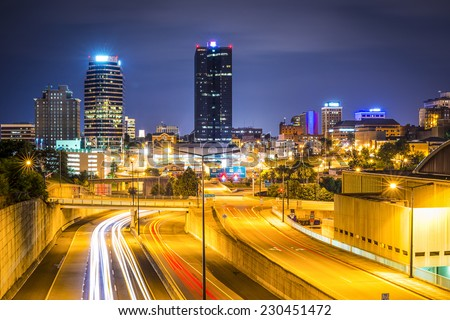 Knoxville, Tennessee, USA. - stock photo